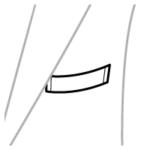 胸ポケット バルカ